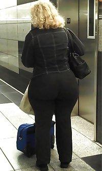 Sexy Big Butt - Pawg Mature Booty - Candid Ass Voyeur