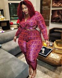 Sexy Jot Ebony BBW Collection 2018