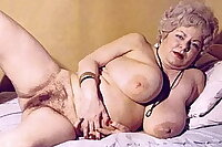My Extensive Collection of Grannies and Mature Women