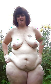 Nude and Fabulous BBW collectin