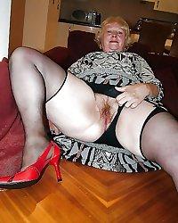 Various granny mature bbw busty clothes lingerie 3