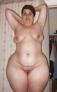 wide hips and bbws