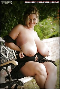 MARIA MOORE - MILF - BBW - BIG TITS - MATURE