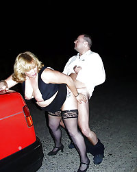 Thick MILF's getting doggy-dicked