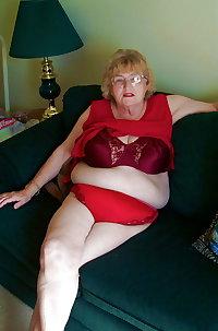 Grannies BBW Matures #122