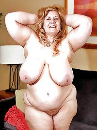 BBW chubby supersize big tits huge ass women 12