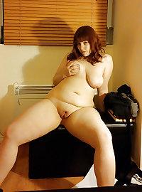 Amateur BBW Sluts 9