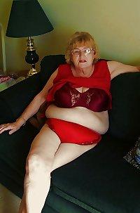 Grannies BBW Matures #124