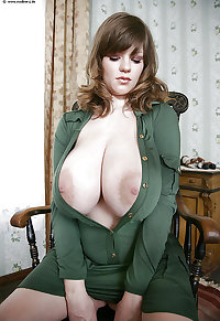 Big Giant Monster Boobs Breasts Tits ll