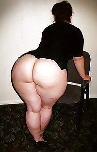 Sexy Big Round Ass - Mature Butt - PAWG Booty