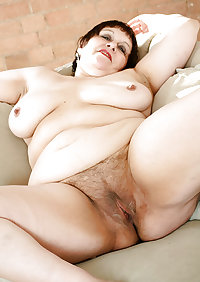 Collection of women with hairy pussy 25 (chubby, fat, BBW)