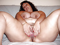 BBW chubby supersize big tits huge ass women 9