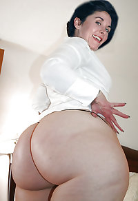 Hufe ass mature grannies and happy horny sluts