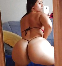thick white creamy big booty: huge edition