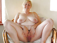 Hairy Mature Wives and Grannies