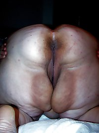 BBW & SSBBW Asses Collection #24