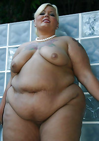 BBW chubby supersize big tits huge ass women 13