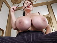 Milena V Mature Milf Huge Natural Tits