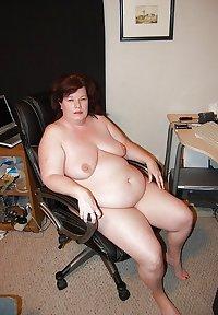 Amateur BBW Slut Wives 3