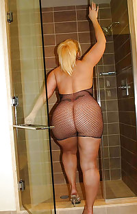Mature wives with big round booties