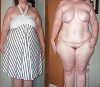 Dressed - Undressed - vol 38! ( BBW Special! )