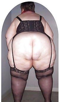 Mature BBWs in stockings 22