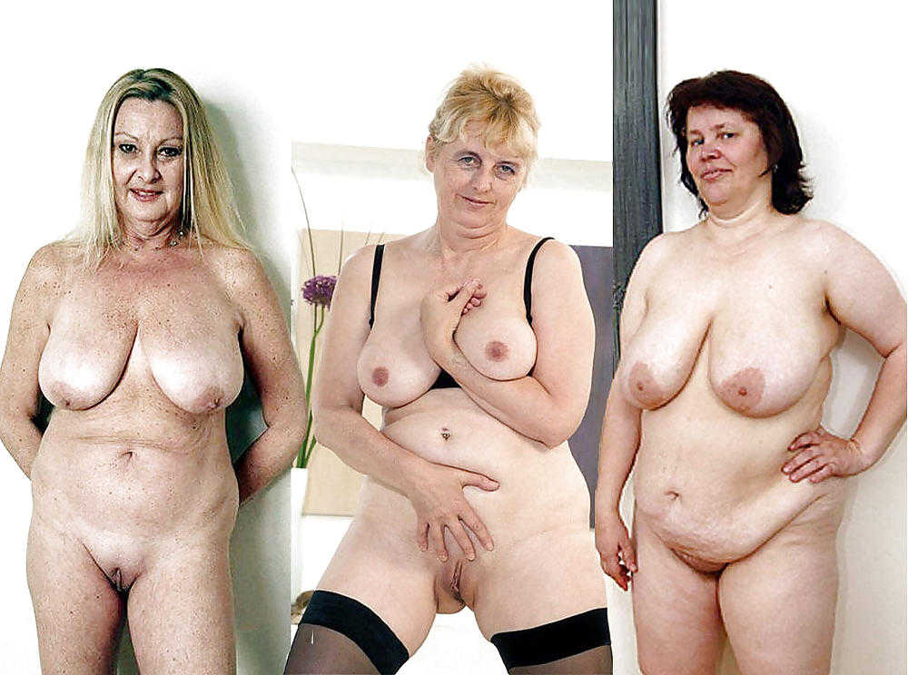 Big cock and old mature ladies