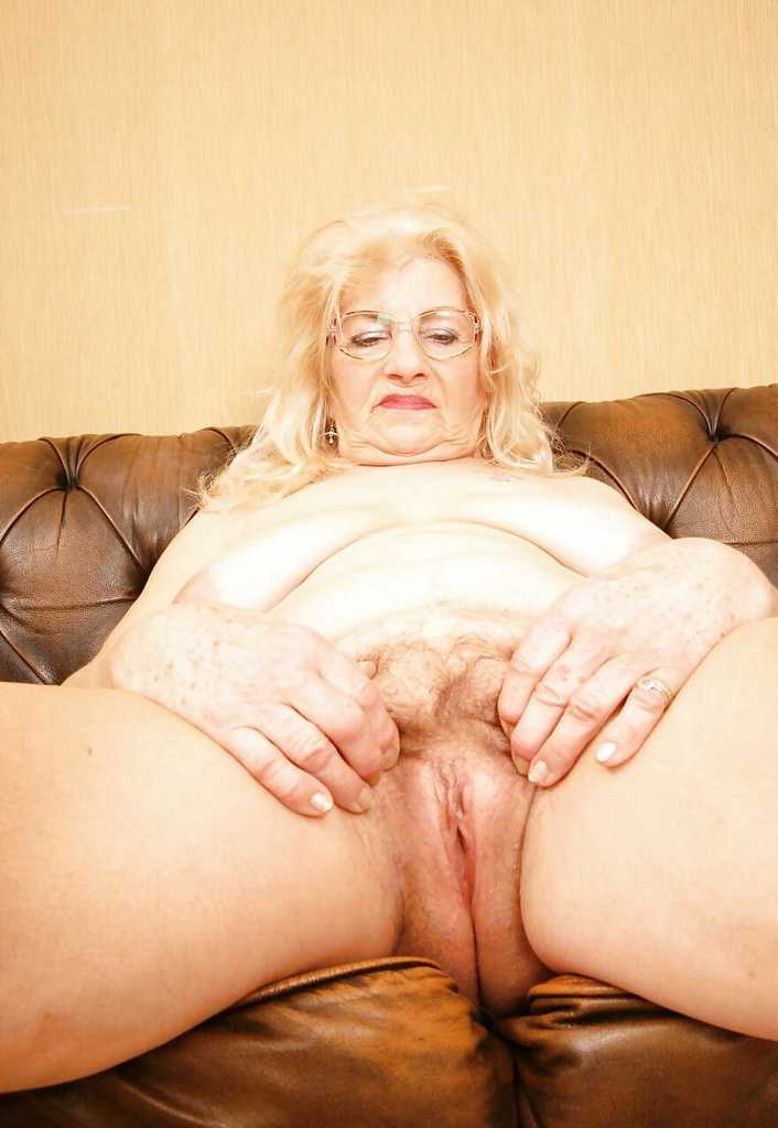 Gallery granny hairy pussy