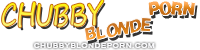 Chubby Blonde Porn site logo
